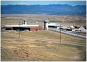 Тюрьма в Колорадо, где после побега содержался Чарльз Харрельсон. Источник: wikipedia.org