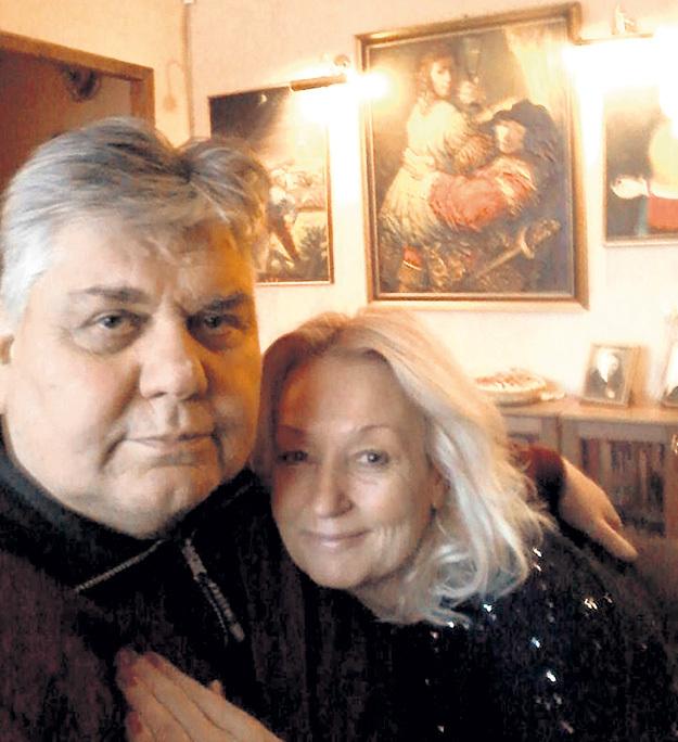 Николай со своей второй половинкой. Фото: Vk.com