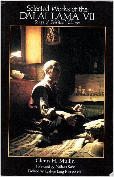 Книга избранных трудов ламы - «Песни о духовном перерождении»