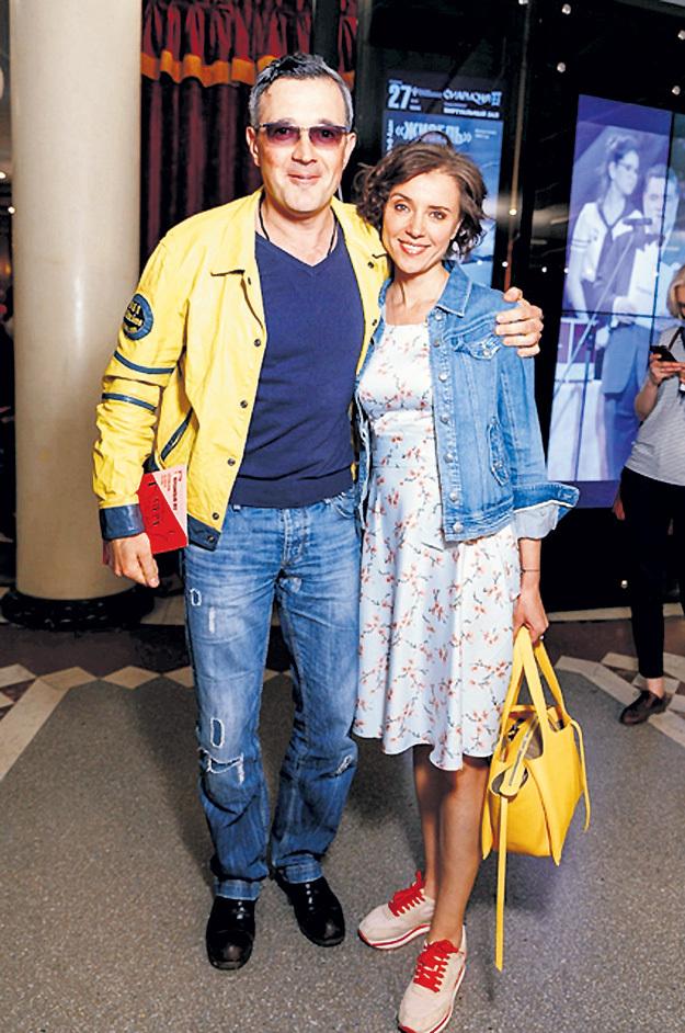 Ксения и Егор. Фото из архива пресс-служб