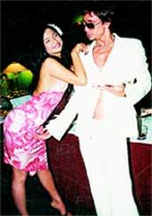 ДАНКО: с женой Таней