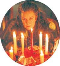 &#034БЕЛАЯ ВЕДЬМА&#034 АННА ДАВЫДОВНА: актриса Татьяна Ткач