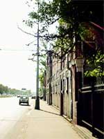 ЛЕНИНГРАДСКИЙ ПРОСПЕКТ, ДОМ 37: вот эта улица, вот этот дом