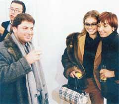 Александр Цекало за полчаса до теракта пил коньяк в компании Алины Кабаевой и своей подруги Яны