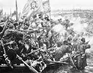 Впервые русские воины попробовали наркотики во времена покорения Сибири. Отряд Ермака &#034подсел&#034 на галлюциногенные грибы, которыми баловались местные кунгуры