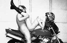 Секс девушки на мотоциклах