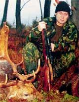 СЕРГЕЙ ЛИСОВСКИЙ: в отличие от Мюнхгаузена, стреляет в оленей не вишневыми косточками