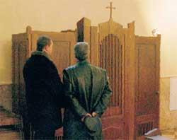НЕВЕНЧАННЫЕ &#034ВЛЮБЛЕННЫЕ&#034: в таких грехах исповедоваться не всякий решится