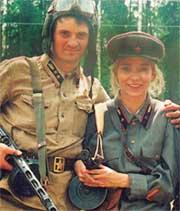 РОКОВАЯ ПАРА: по версии прокуратуры, Сергей застрелился из-за Светы Мартыновой