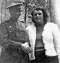 ДАЛЕКИЙ 1945-й: влюбленные еще не знают, что их разлучит «холодная война»