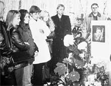 ПОХОРОНЫ: собрали всех, кто знал и любил Оксану Ранцеву