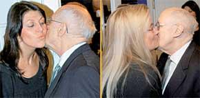 ВЕЛИКИЙ ВИОЛОНЧЕЛИСТ: маэстро воздал должное и брюнеткам, и блондинкам