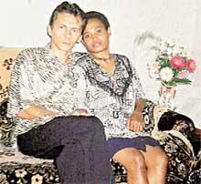 СЕРГЕЙ И ДЖУЛИЯ: другой такой пары в Росси нет