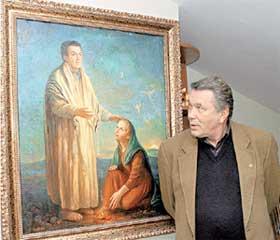 ОЛЕГ МАРУСЕВ: любовался Кобзоном и его женой