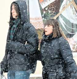 МАТЬ И СЫН: Александр и Наталья Владимировна выглядят как ровесники