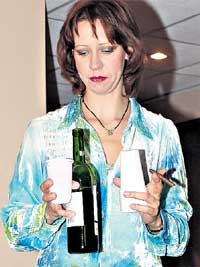 ТАТЬЯНА ЛАЗАРЕВА: выпив вина, экстремально переключилась…