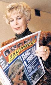 РАИСА МАКСИМОВНА ГОРБАЧЁВА: бабушка Ксении любила читать «Экспресс газету»