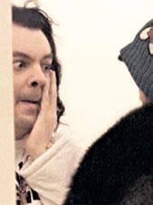 ФИЛИПП - СЕРГЕЮ: «А у тебя крыша под шляпкой не съехала?