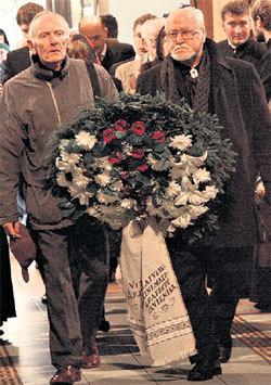 После фильма Яниса СТРЕЙЧА (справа) АРТМАНЕ полюбили ещё больше