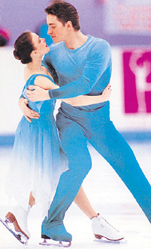 Незабываемая пара - Екатерина ГОРДЕЕВА и Сергей ГРИНЬКОВ
