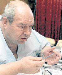 Великий хирург Валерий ШУМАКОВ свой сердце не уберёг (Фото: Владимир Веленгурин/«Комсомольская правда»)