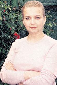 Наталья на своём приусадебном участке летом прошлого года
