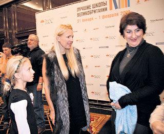 Маруся и её мама Юлия БОРДОВСКИХ мечтают о работе с режиссёром Ниной ЧУСОВОЙ