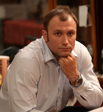 Николай Калинин (СОЛОВЬЁВ) влюблён в себя и свою профессию актёра