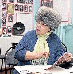 Клара Григорьевна КУЗЮКИНА уже 45 лет назад знала, что Валерий станет знаменитым