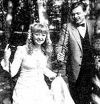 Свадьба дочери Людмилы Марковны. Мария с мужем Александром до сих пор вместе и в горе, и в радости