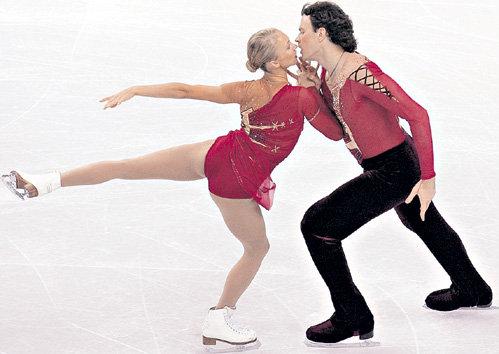 ТОТЬМЯНИНОЙ и МАРИНИНУ, вернись они сейчас в большой спорт, по-прежнему не было бы равных! (фото Спорт-Экспресс)