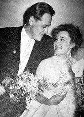 Бракосочетание с Геннадием ДОБРОВНИКОВЫМ было пышным