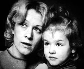 С дочкой Ксенией. Фото: 1tv.ru