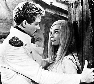 Светлана и Владимир были красивой парой не только в жизни, но и в кино (кадр из фильма «Герой нашего времени») (фото РИА Новости)