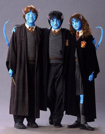 Герои Гарри Поттера