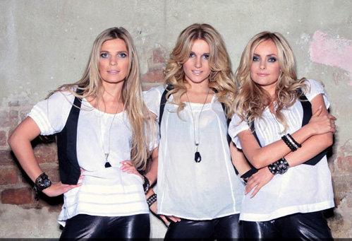 «Рефлекс» образца 2010 года: Алена, Женя, Лена