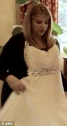 В это платье Кристи мечтает влезть к Новому году - фото The Daily Mail