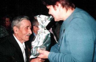 Погибшего фронтовика Никандра Михайловича уважал весь посёлок