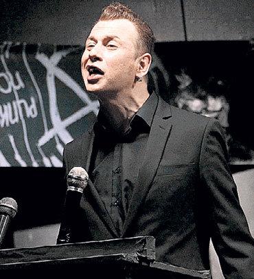 Лидер «Тараканов!» СПИРИН стал диктатором
