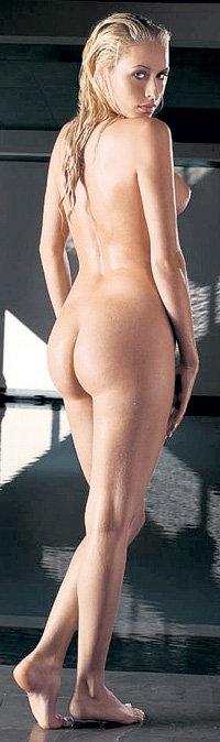 В 2007 году Алёна ГЕРБЕР позировала для «Playboy»