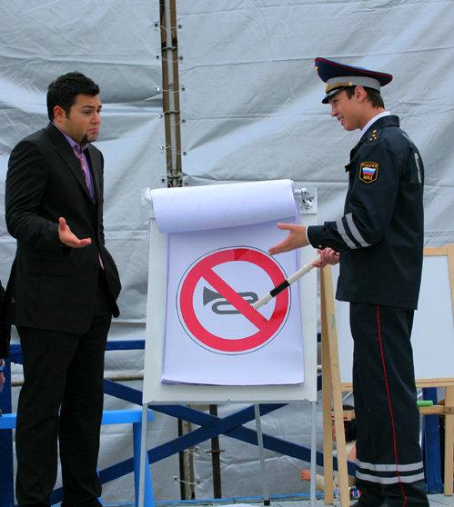 Алексей ЧУМАКОВ (слева)