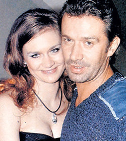 Мария Машкова с отцом