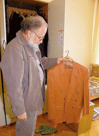 Свой неподражаемый персиковый костюм председатель ЦИК надевал всего пять раз