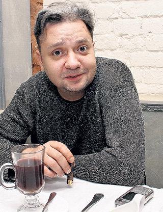 Дмитрий БАРКОВ с удовольствием вспоминал свою звёздную роль