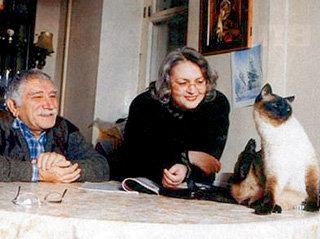 Кот Философ был лучшим другом актёра целых 18 лет. Он спал с супругами в одной кровати и ни в чём не знал отказа