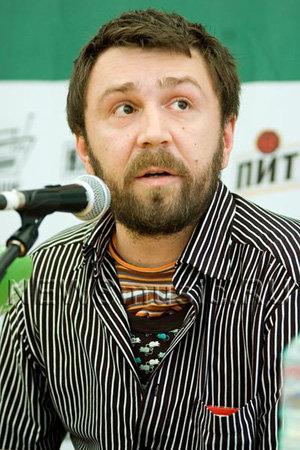 Сергей Шнуров. Фото newsmusic.ru