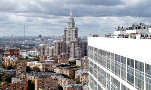 ЖУЛИН теперь сможет наслаждаться панорамой Москвой с высоты птичьего полёта