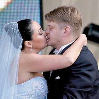 Брак с ЗАРУБИНЫМ - самая загадочная страница её биографии
