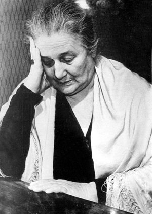 Анна Андреевна прожила на Ордынке последние годы жизни