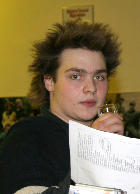 Николай - Сын Михаила ЕФРЕМОВА и Евгении ДОБРОВОЛЬСКОЙ
